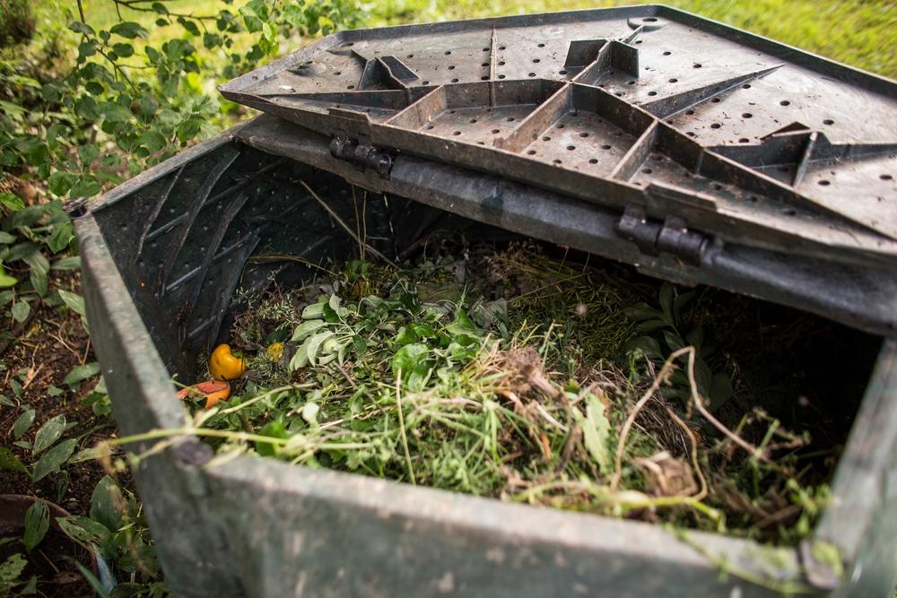 le fût à compost