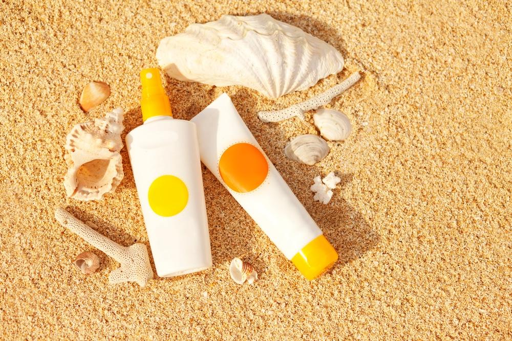 les crèmes solaires bio