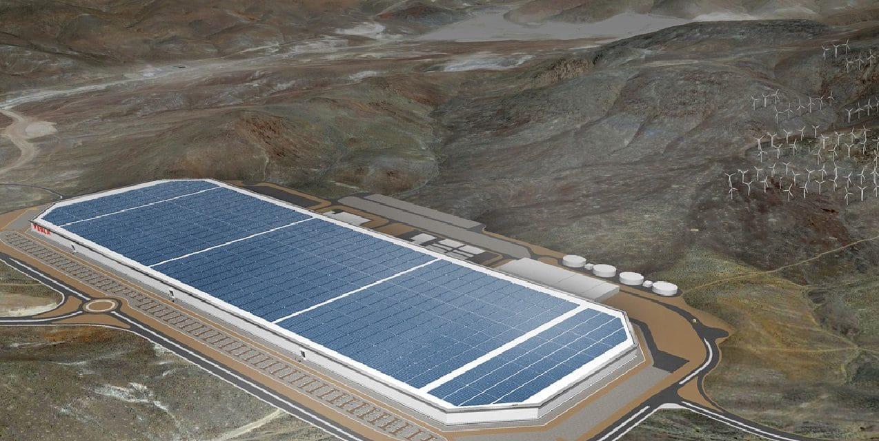 Gigafactory Tesla – Tout savoir sur la batterie de demain !