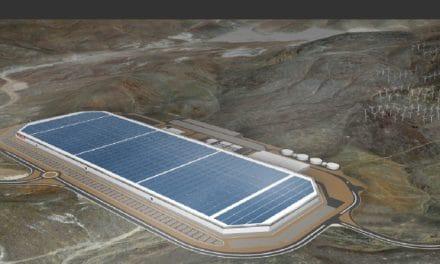 Gigafactory Tesla