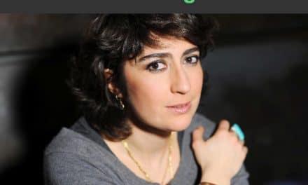 Du courage ! Isabelle Saporta
