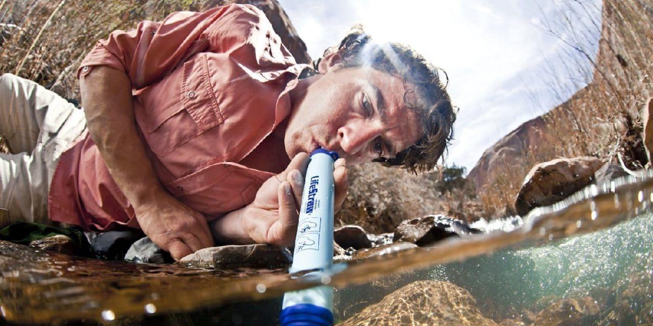 LifeStraw : La paille filtrante