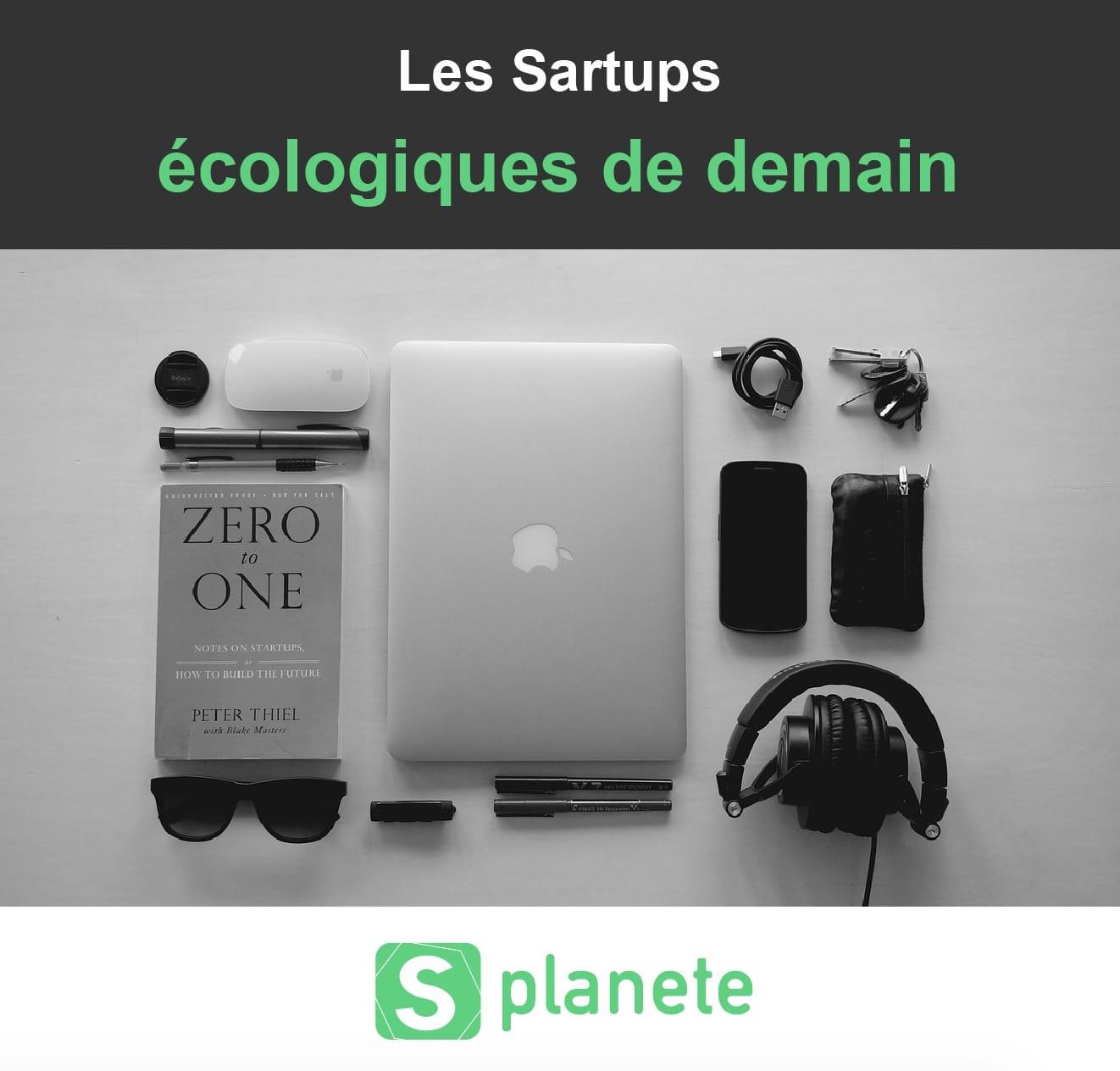 les startups écologiques de demain
