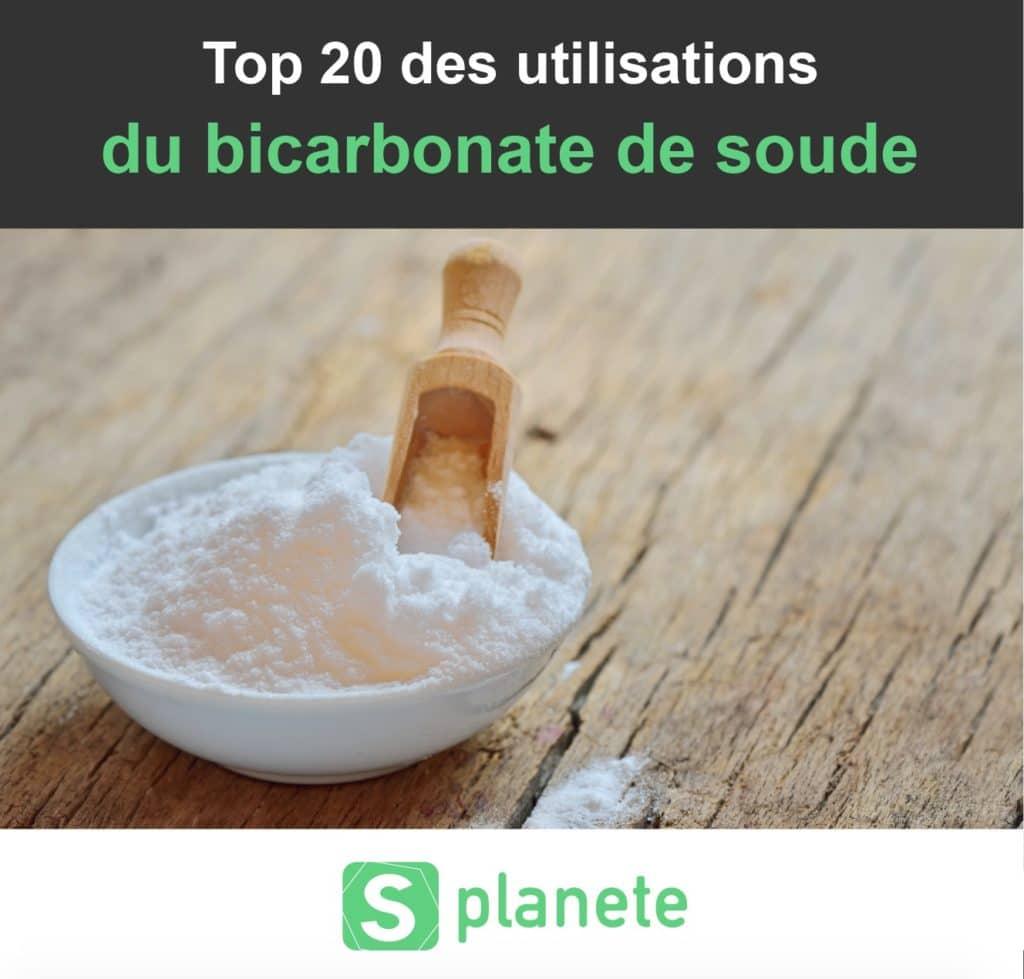 Nettoyer Le Lave Linge Au Bicarbonate top 20 des utilisations du bicarbonate de soude - planète