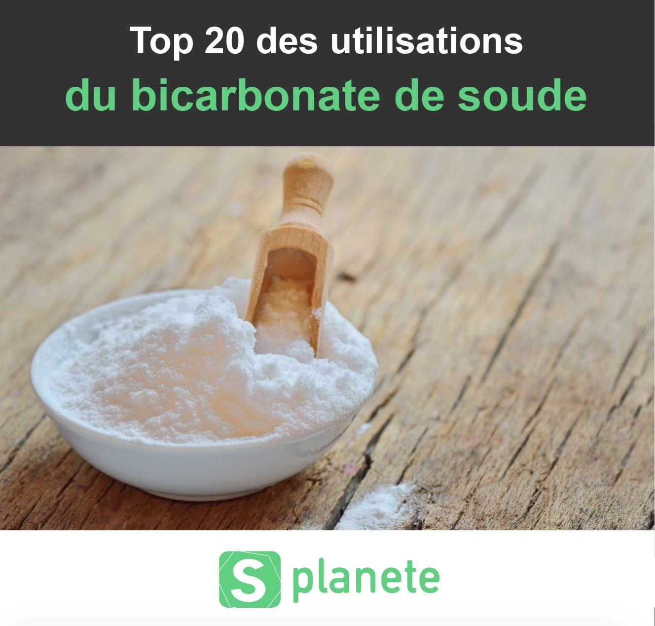 top 20 des utilisations du bicarbonate de soude plan te. Black Bedroom Furniture Sets. Home Design Ideas