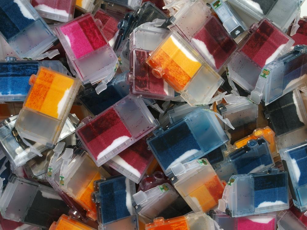 où recycler les cartouches ?