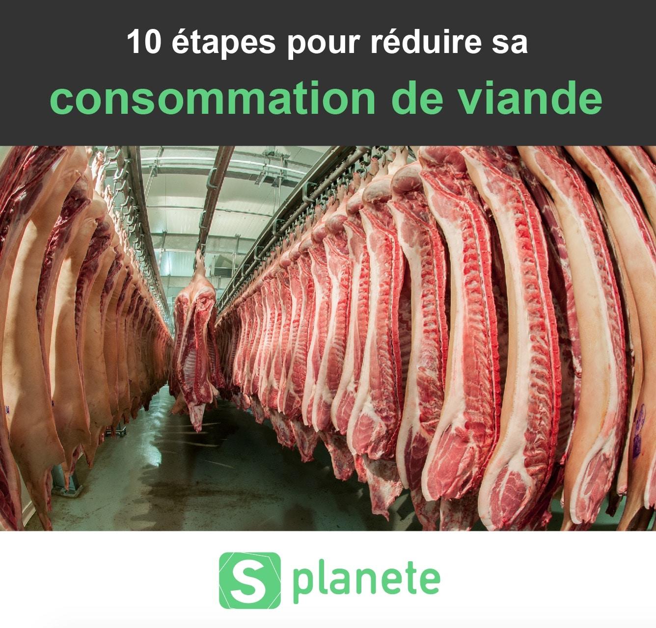 réduire sa consommation de viande
