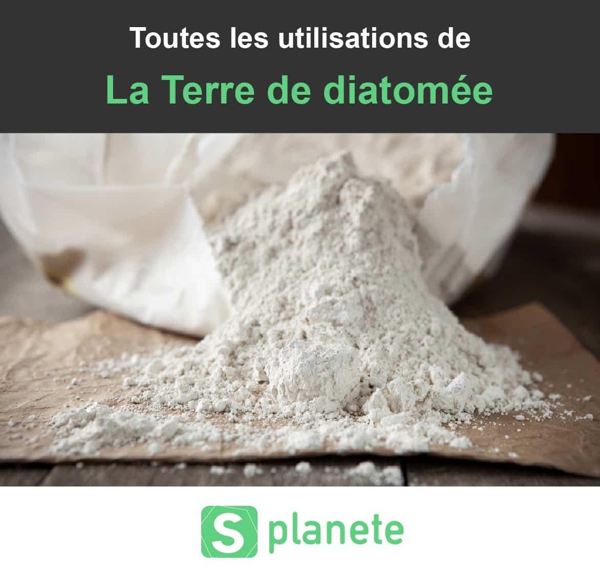 Utilisation de a Terre de Diatomée