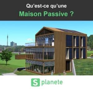 Maison passive : Définition
