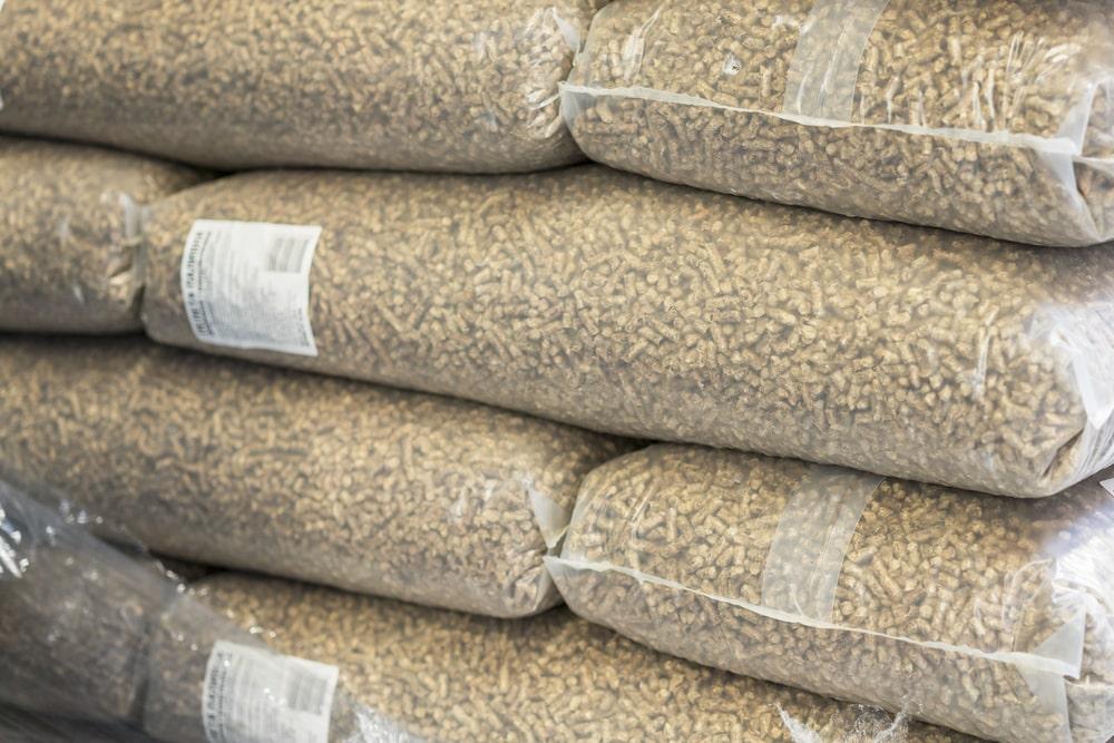 acheter des granulés de bois