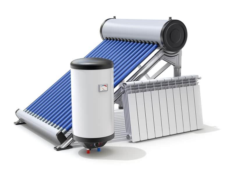 Choix du chauffe-eau solaire