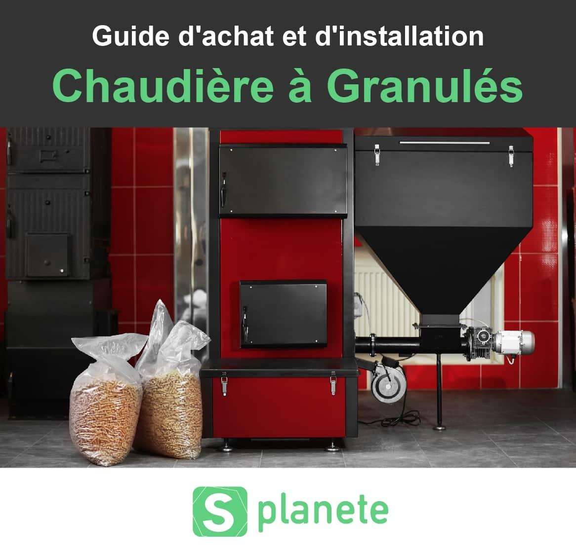 Cache Tuyau Sous Chaudiere chaudière à granulés (pellets) : guide d'achat et installation