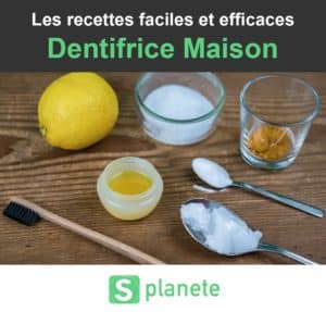Faire son dentifrice maison