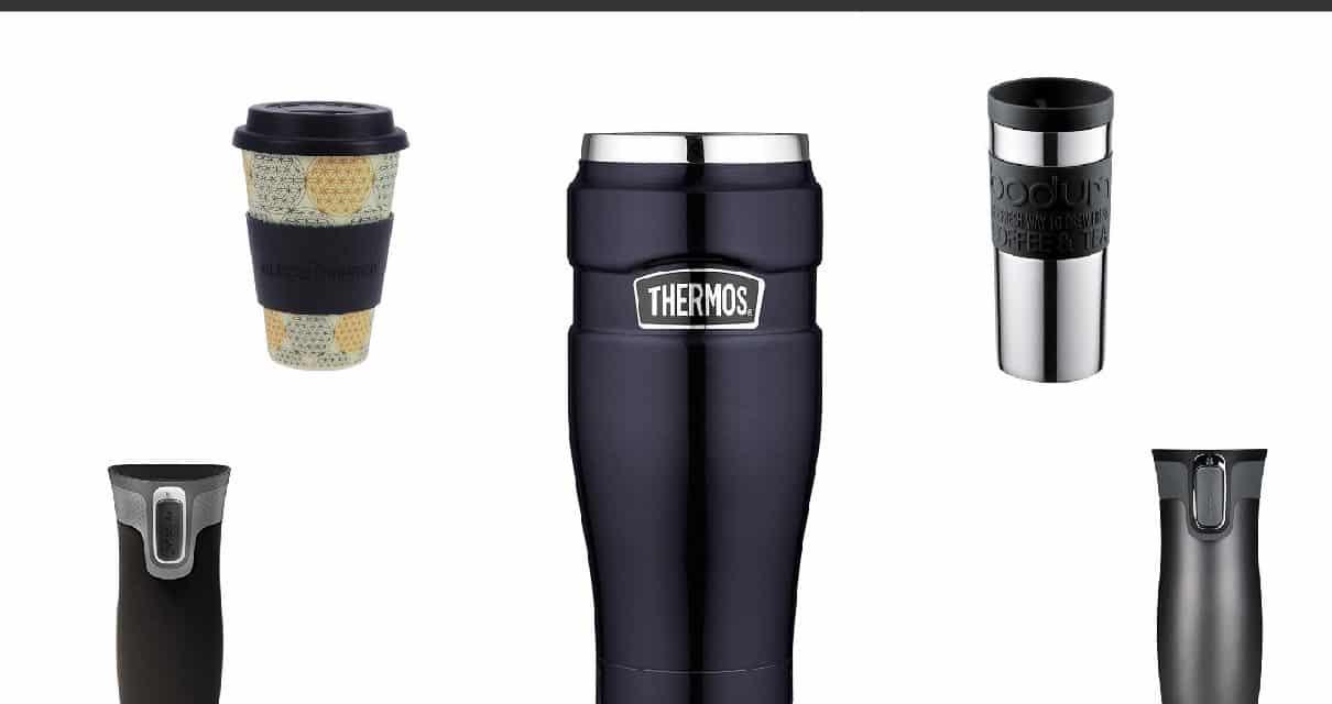 10 meilleurs mug isotherme – Comparatif & tests 2019