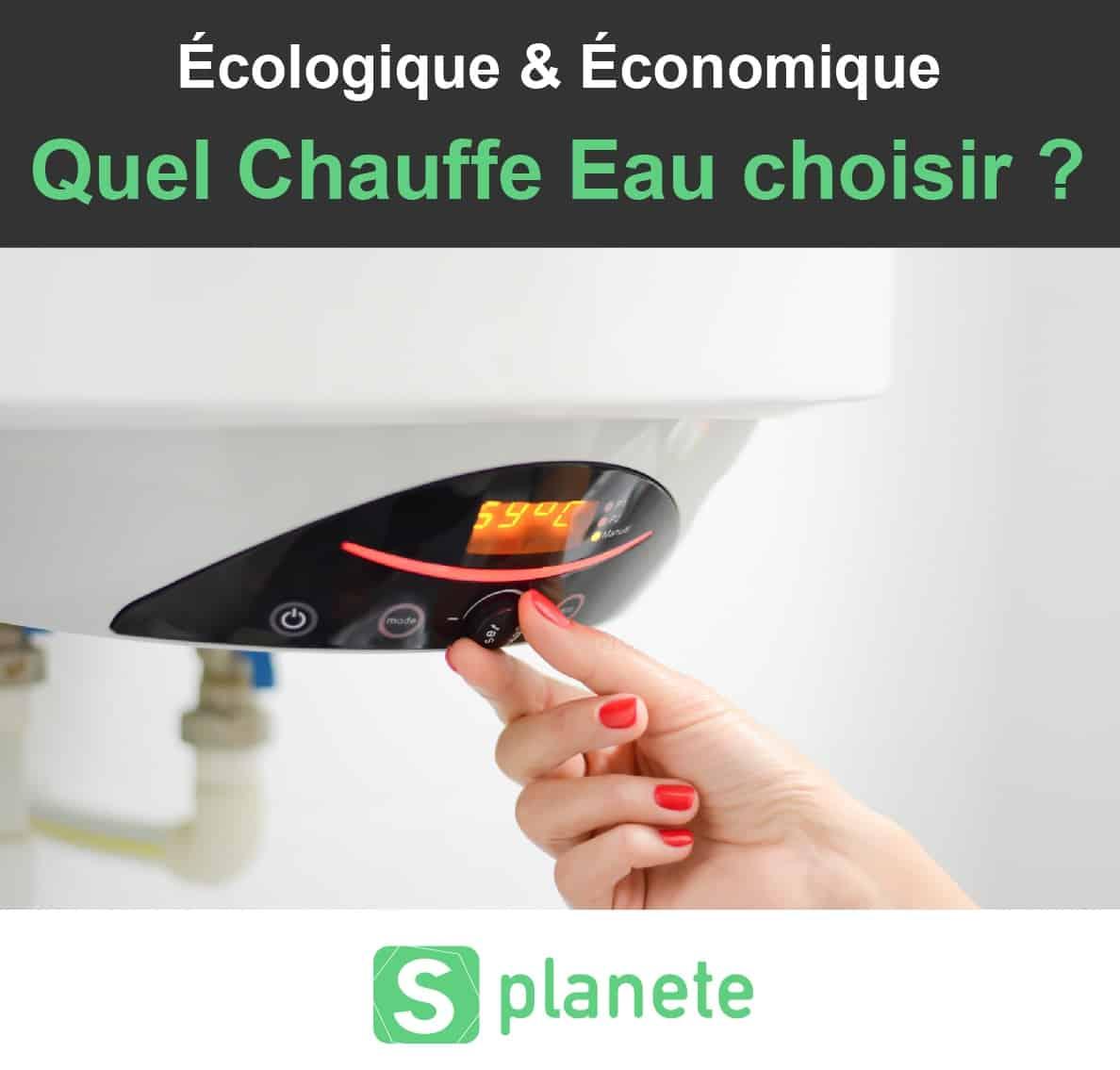 Quel Chauffe Eau Choisir ?