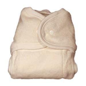 Couche coton bio popolini 3 à 15 kg