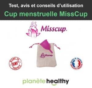 Coupe Menstruelle Misscup