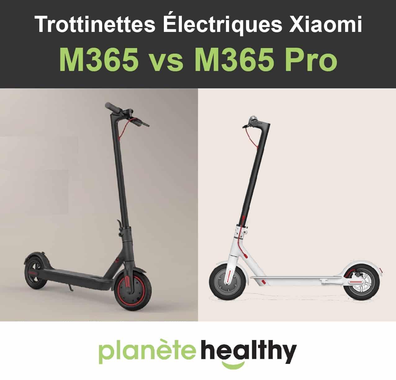 Trottinette électrique Xiaomi m365 et M365 Pro: Test & Avis [2020]