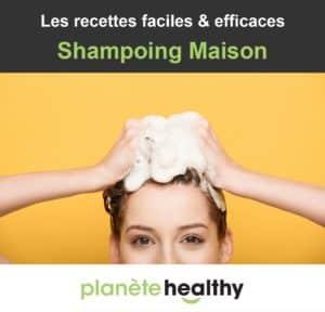 Recette de Shampoing Maison