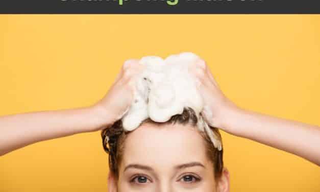 10 Recettes naturelles de shampoing maison