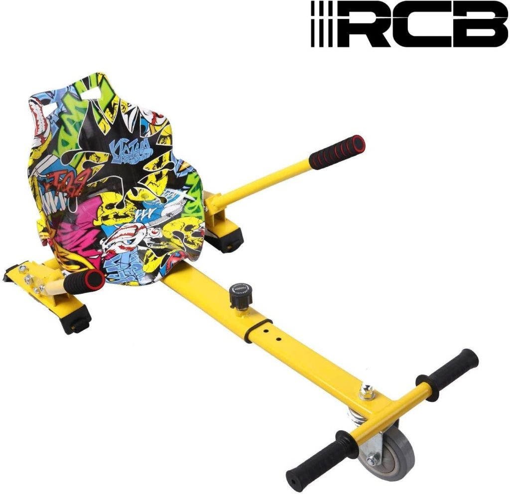 Hoverboard Kart Tout Terrain